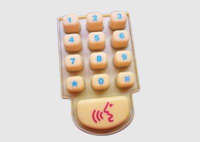 Rubber Key Board