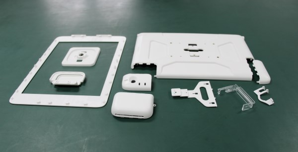 molds and parts