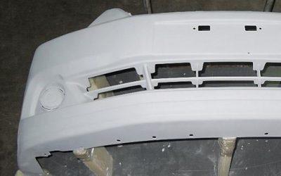 Vacuum casting car parts