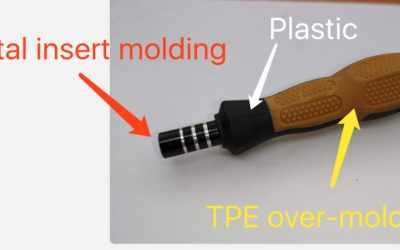 A Growing Branch of Plastic Injection Molding – Overmolding