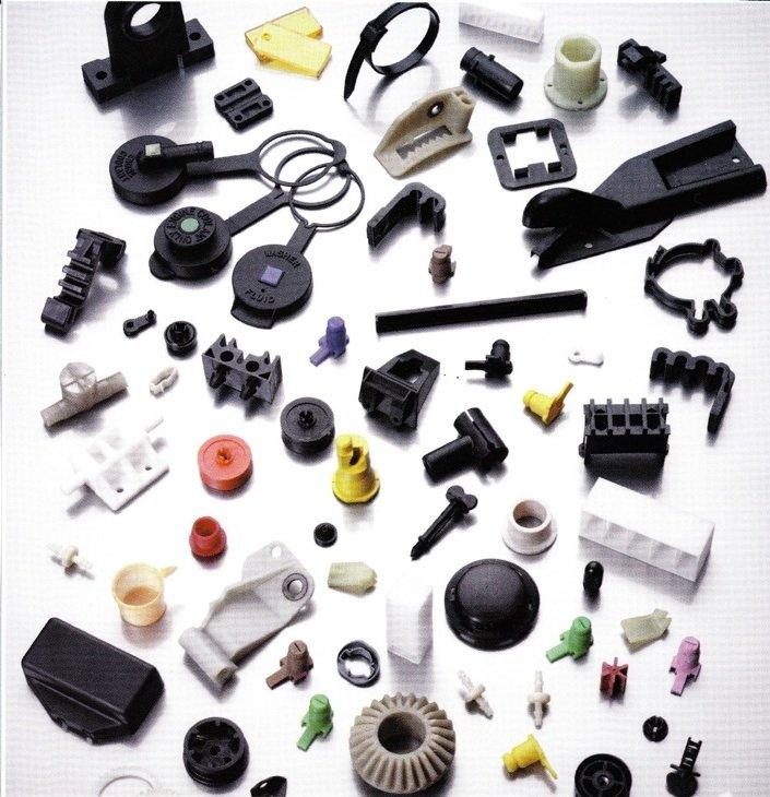 plastics component